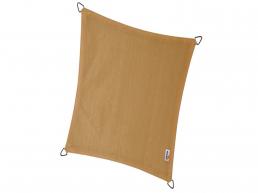 Nesling - coolfit - schaduwdoek - rechthoek 3x5 m - zand