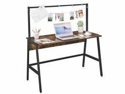 Bureau vintage - 120 cm - met stang - vintage bruin