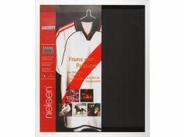 Nielsen - framebox voor t-shirt - 70x90 cm - zilvergrijs