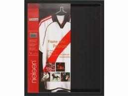 Nielsen - framebox voor t-shirt - 70x90 cm - zwart