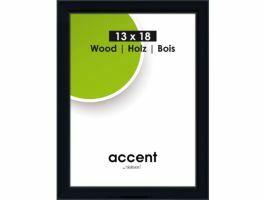 Nielsen - Accent Wood - fotokader - 13x18 cm - zwart