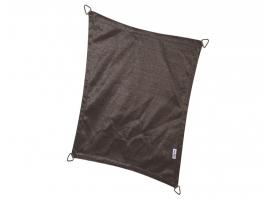 Nesling - coolfit - schaduwdoek - rechthoek 3x5 m - antraciet