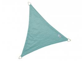 Nesling - coolfit - schaduwzeil - driehoek 3,6x3,6x3,6 m - ijsblauw