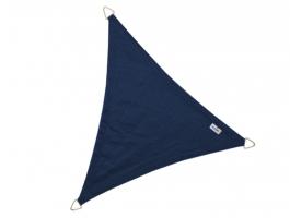 Nesling - coolfit - schaduwzeil - driehoek 3,6x3,6x3,6 m - navy blauw