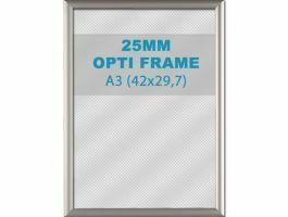 Klikkader Opti - 25 mm - A3